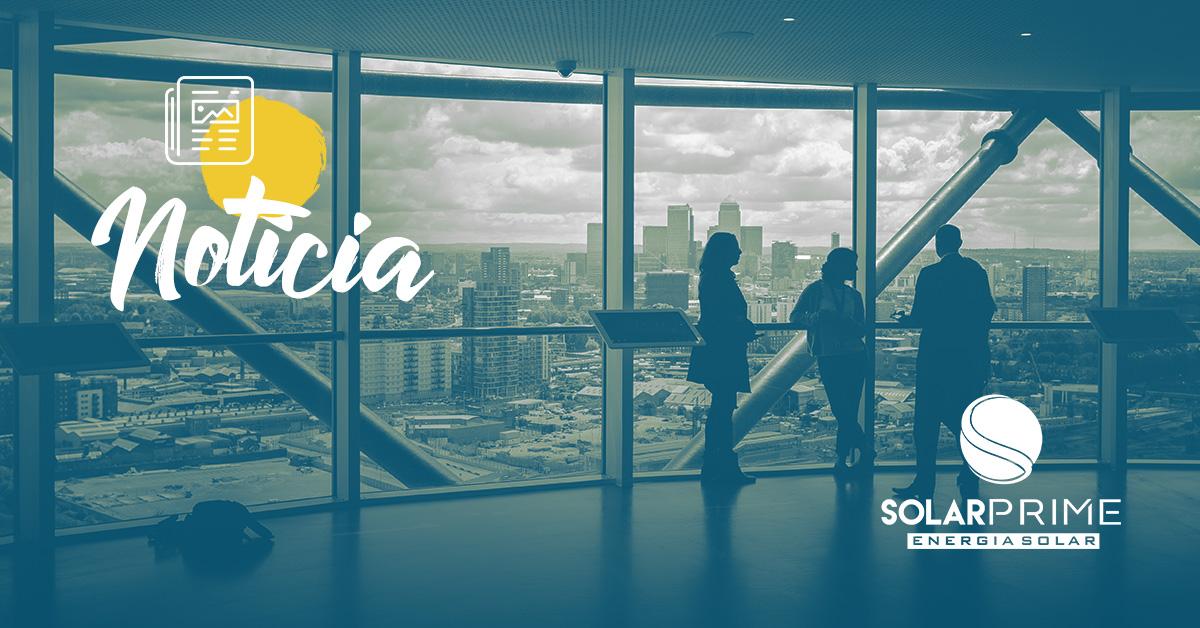 Nova linha de crédito do Santander facilita compra de sistemas de energia solar