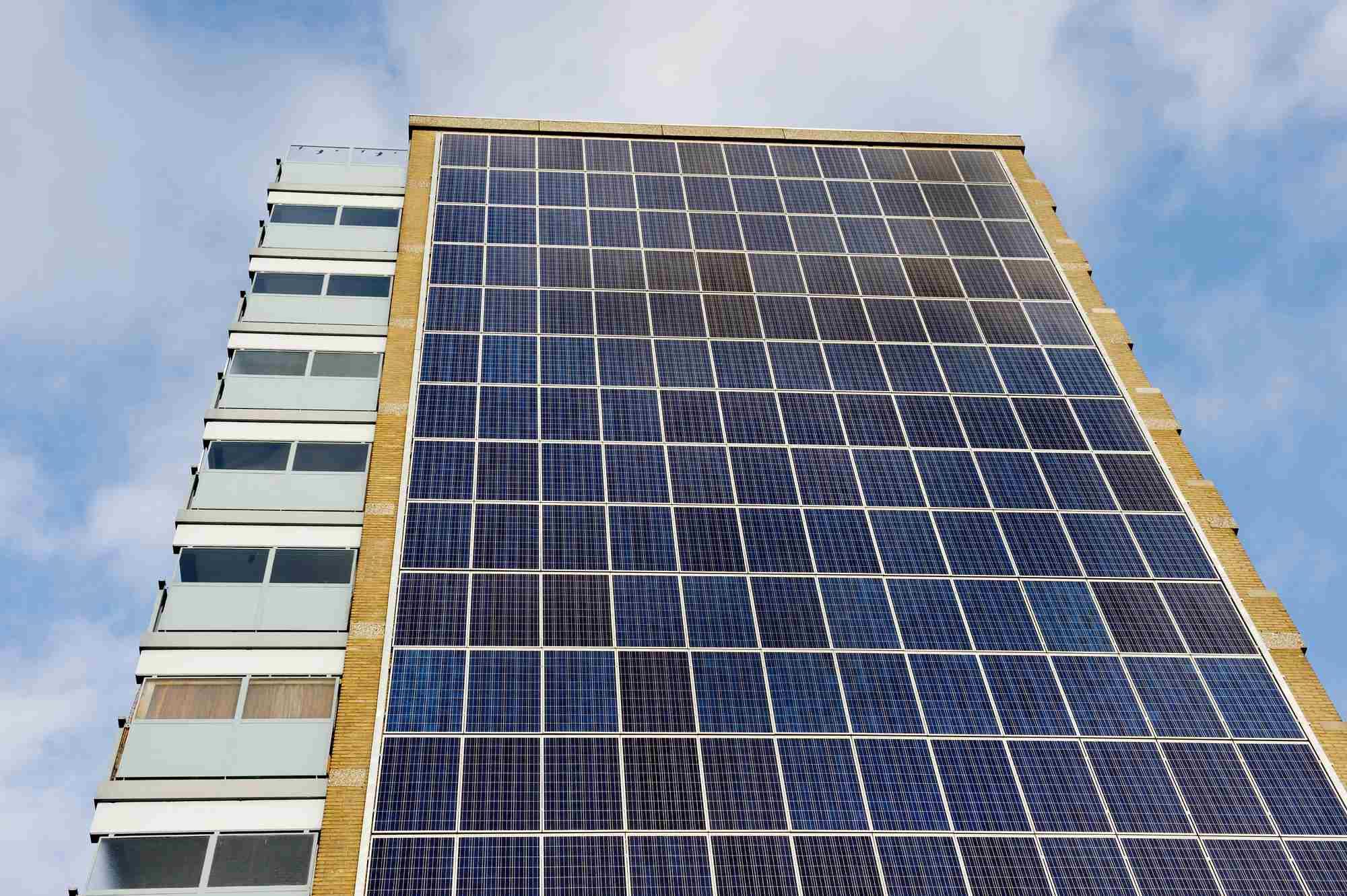 Fontes renováveis representarão 50% da energia mundial até 2050