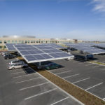 Estacionamento solar