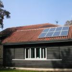 sistema fotovoltaico em casa alugada