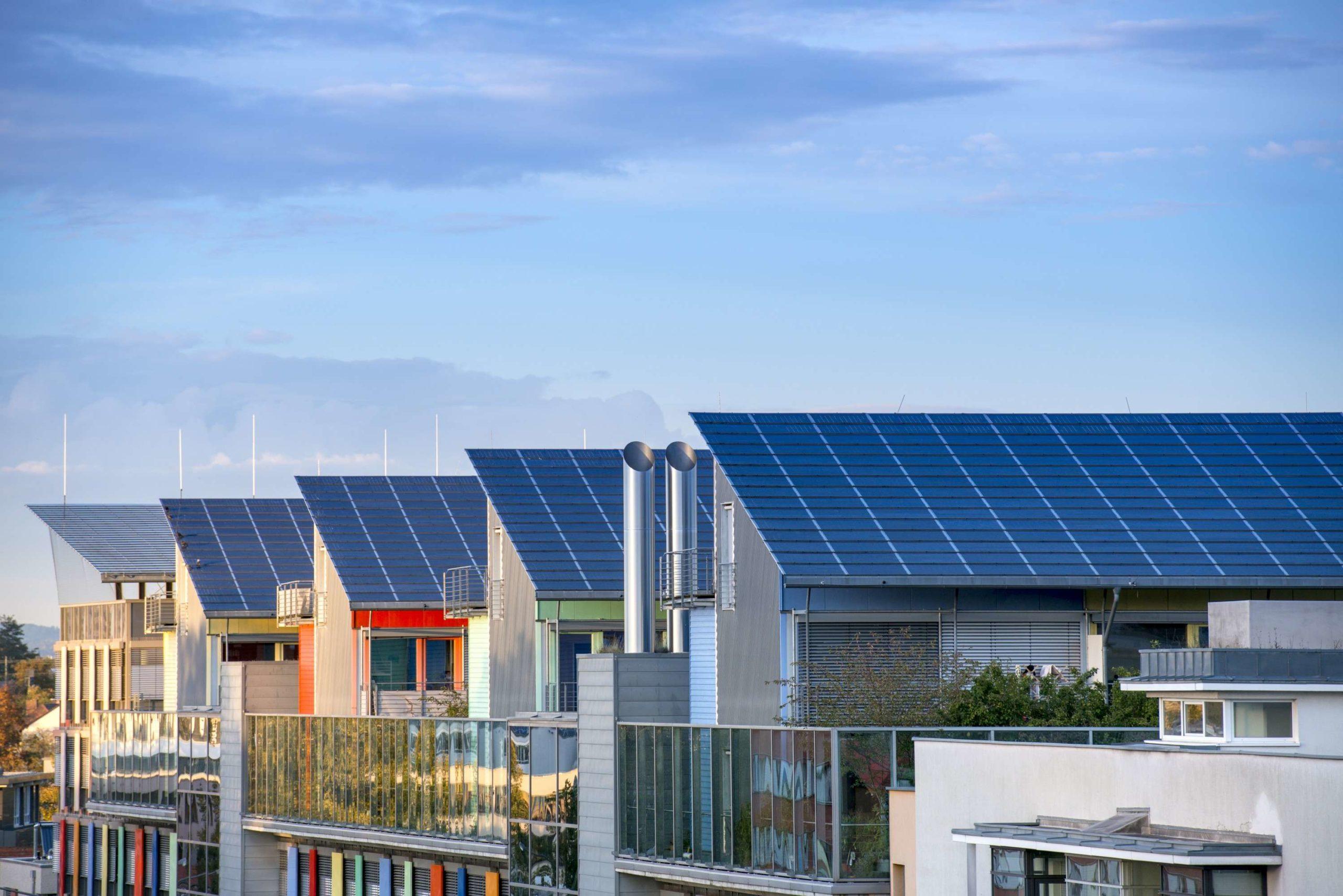 6 cidades sustentáveis e como elas aproveitam a energia solar!
