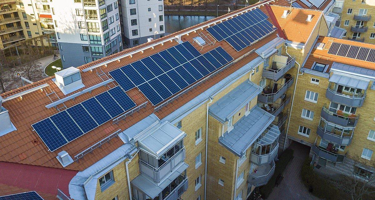 Como funciona o sistema de energia solar em mais de um imóvel?